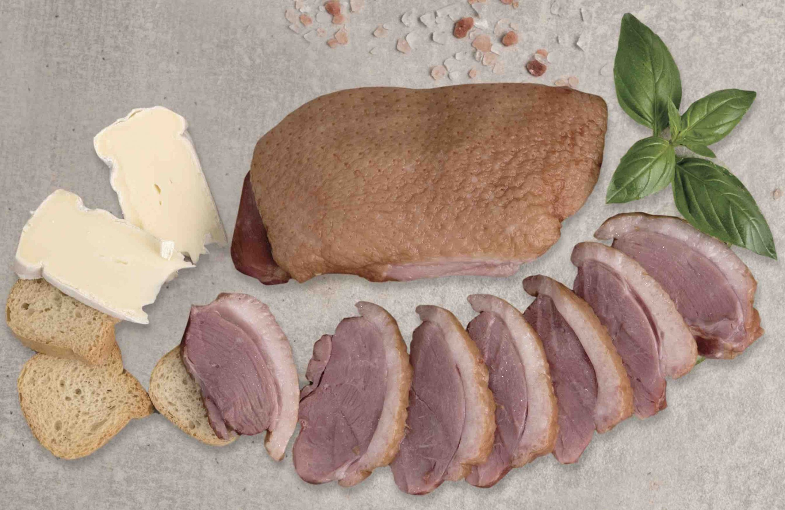 Smoked Duck Breast Fillet