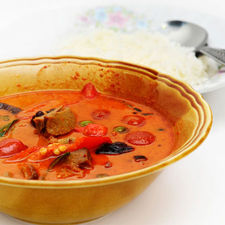 Thai-Red-Duck-Curry-with-Lychees