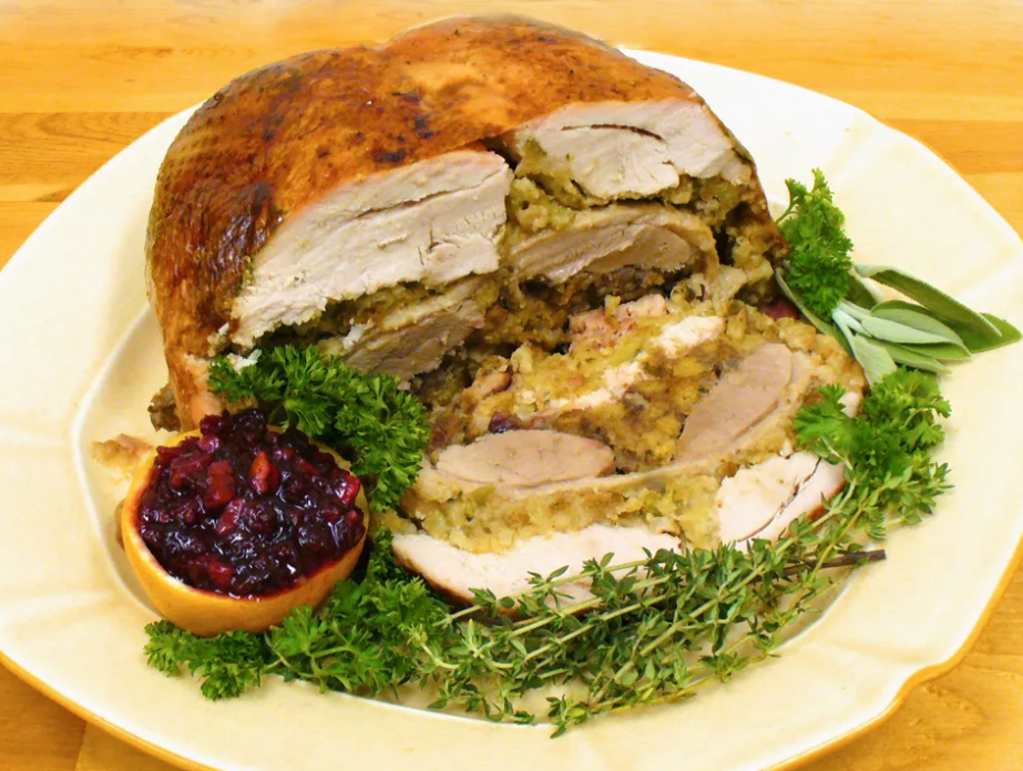 Three Things You MUST Remember When Stuffing Duck in Turducken